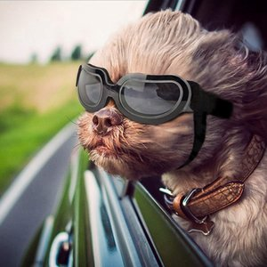 HOT Stylish and Fun Pet Dog Puppy Uv Goggles Sunglasses Waterproof Protection Sun Glasses for Dog