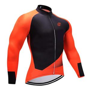 INVERNO 2020 sobycle equipe laranja pro cycling jersey MTB Ropa Ciclismo mens mulheres VELO TÉRMICO ciclismo Maillot encabeça desgaste bicicleta