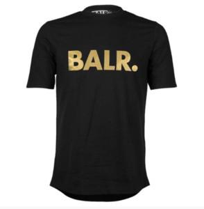 2020, un balr maglietta tops balr MenWomen t-shirt 100% cotone camicie Soccer football sportivo palestra migliore qualità