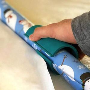التفاف ورقة القاطع صغيرة محمولة قطع الورق سهلة وممتعة التفاف ورقة القاطع عرض الجرف 3 ألوان ألعاب أخرى