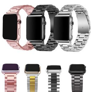 어댑터 커넥터와 애플 시계 시리즈 1 2 3 4Unisex 스트랩 Hotsale 금속 스트랩의 fashional 시계 밴드 스테인레스 streel 시계 밴드