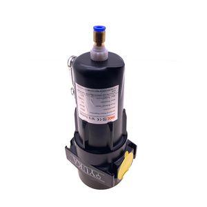 Flusso di trasporto libero 2.4m3 / min 2 pz / lotto separatore d'acqua nero WS15 YUKA marca filtro aftertreatment elemento con Rc1 / 2 ''