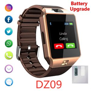 wholesale DZ09 Smartwatch Android GT08 U8 A1 Smart Watch Wristband SIM Intelligent Mobile Phone Watch with retail box