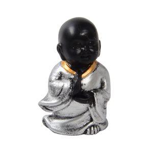 Reçine Meslekler Buda The Little Monk Heykeli Buda Heykeli heykelcik Buda Dekoratif El Sanatları