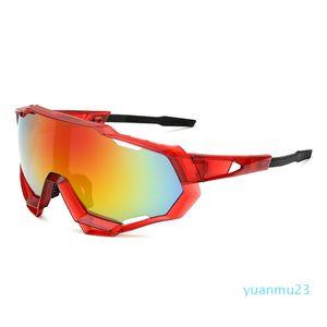 Wholesale-2020 Sport Glasses Cycling Sunglasses Polarized Outdoor Sunglasses Unisex Men Glasses Sport Mens