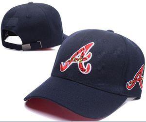 2019 Moda LA Snapback Bonés de Beisebol marca de verão Atlanta Cap Novo osso Ajustável Casquette Esporte Chapéus para homens cap Drop Shipping Ordem Mix