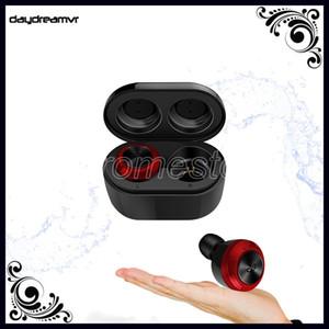 DT-3 TWS drahtlose Bluetooth-Ohrhörer bunte Kopfhörer mit sind beweglicher Sport Musik-Headsets Kopfhörer für mobile Handys Lade