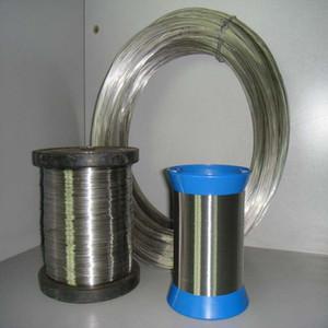 Proveedor de China personalizado Super Elastic Nickel Titanium Shape Memory Alloy Wires precio venta de fábrica alambre de aleación de titanio para la industria química