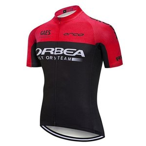 2020 New Orbea Breathable Racing Bicycle Wear Short Sleeves Men Cycling Jersey Suit 2020 Cycling Clothing Summer Road Bike Clothing 1004