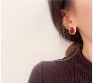 Designer women earring new classic letter fashion luxury earring with box free shipping Designer Earrings designer jewelry women earrings