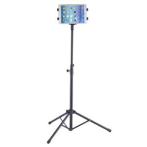 Freeshipping Evrensel Çoklu yönü Tablet Kat Dağı Standı Tutucu 7-10 inç için Tripod iPAD 2 3 4 Hava İçin Samsung Galaxy Amazon Kindle