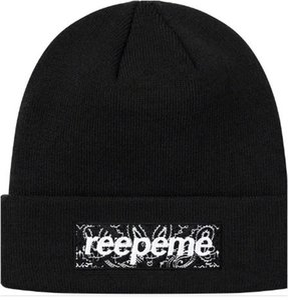 19FW бандана коробка логотип Шапочка шапочка пара холодная шапка вязаная шапка мужская и женская пара дизайнер высокое качество четыре цвета шляпа