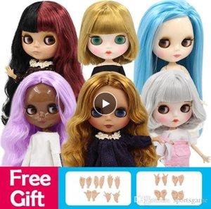 ICY 1/6 fábrica bjd blyth muñeca normales / articulaciones del cuerpo oferta especial precio inferior regalo de la muchacha DIY, muñeca desnuda 30cm