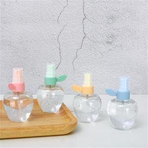 البلاستيك مستحضرات التجميل زجاجة رذاذ 70ML رذاذ الملء الخالي مستحضرات التجميل السائلة زجاجات العطور السفر المطهر من ناحية زجاجة فارغة