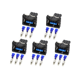 5 세트 3 핀 EV6 볼보 AIRTEX 를 위한 자동 연결관 기관 위치 감지기 연결관 기준 S-745 피아트 DJ7034Y-3.5-21 를 위한 1P1421