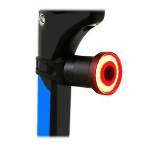 Xlite100 지능형 자전거 테일 라이트 Usb 스마트 자전거 브레이크 후면 라이트 사이클 후면 테일 라이트 백라이트 레드 램프