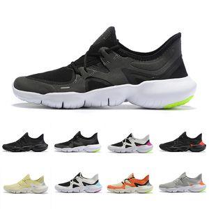 Лучшие бесплатные RN 5.0 мужские дизайнерские кроссовки 2019 новые дамы дышащая легкая мода на открытом воздухе повседневная обувь High Quaity Chassures