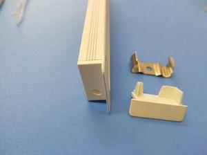 Envío libre de alta calidad 2m / pcs 80m perfil de aluminio / lot para el armario de puerta de armario puertas de los armarios de la cocina de la puerta / aluminio