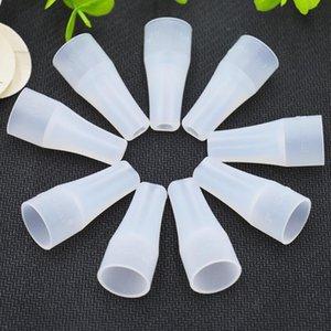 Smokevape Silicone Descartável Pontas De Gotejamento Teste Descartável Bocal Capa Cap Para Sigelei Wildfox Starter Kit Com Fuchai Wildfox AIO Mod
