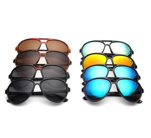 كلاسيكي إمرأة نظارات شمس 5000 للرجال مصمم لتعليم قيادة السيارات UV400 العلامة التجارية القطط نظارات مرآة ريترو نظارات شمسية 4125 مع الحالات