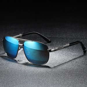 P.0960 Роскошный старинный женский дизайн Gafas Sol Солнцезащитные очки Trend Солнцезащитные очки Mujer Fashion De Polarizer Men Feminino Sun Glasses Oculos Lturx