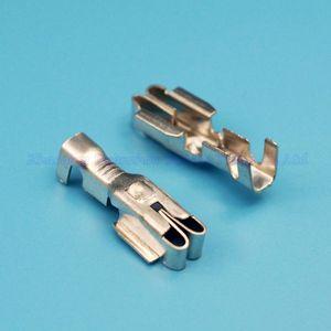 DJ900107B car fuse Holder terminal Connectors,6.3mm Fuse box terminals for VW Audi etc. car