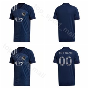 2020 de futebol Sporting Kansas City 9 Alan Pulido Jersey 10 Felipe Gutierrez 17 Gadi Kinda 7 Johnny Russell Matt Besler Futebol shirt Kits