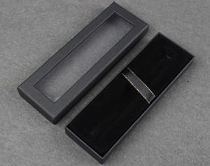 17.5x6x2.3 cm caixa de Papelão caixa de papelão caixa de embalagem caixa de papelão criativo com janela de plástico pvc SN3320