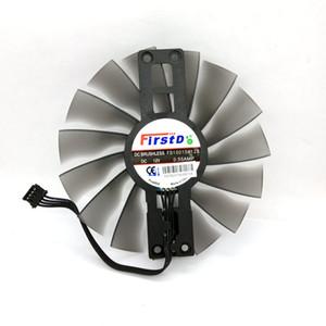 جديد الأصلي FD10015H12S DC12V 0.55A ل PALIT GTX1080Ti / 1080 / 1070Ti / 1070 بطاقة تبريد مروحة الرسومات
