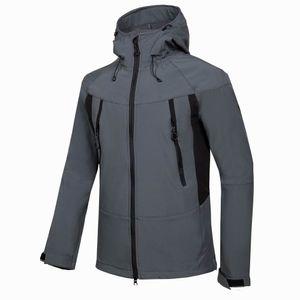New Men Waterproof For Winter Shell Softshell Jacket Coats Hooded Soft HELLY Coat Windproof Jacket 17501 Jackets And HANSEN Ciwtq