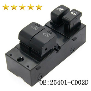 New Electric Power Control Window Switch 25401-CD02D 25401CD02D For 2003 -2008 N issan 350Z I nfiniti G35 Coupe Car Window Switch