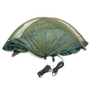 Waterproof Canopies and Hammock Set Outdoor Camping Portable Sunshade Swing Bed Kit WHShopping