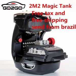 Nave da Brazi 2M2 Magia del carro armato automatico Car Key tagliatrice lavoro su Android via Bluetooth meglio di Slica fresa