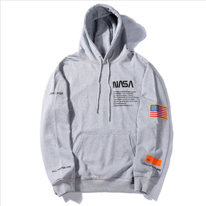 2019 yeni erkek giyim ilkbahar Sonbahar ince NASA Donanma uçan ceket adam varsity amerikan kolej bombacı uçuş ceket erkekler için