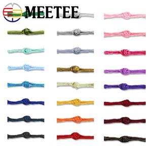 Meetee Multicolor Boutons grenouille chinois pour cheongsam femmes chinoises Bouton Knot pour les vêtements bricolage Craft B5-9