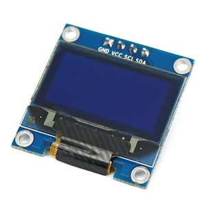 "0.96"" Yellow Blue Blue White I2c IIC Serial Oled LCD LED Module 128X64 for Arduino Display Raspberry PI 51 Msp420 Stim32 SCR"