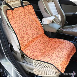 Pet Car Mat Car Front Row Single Seat Mat Dog Dog Car Mat Thick Waterproof Oxford Fabric Outdoor Products