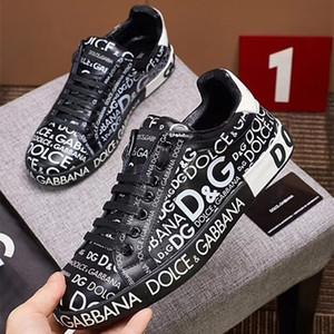 2019 designer de luxe chaussures de sport pour hommes en cuir véritable triple blanc noir formateur hommes mode loisirs Run Sneaker avec boîte haute qualit