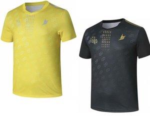 Бадминтон одежда футболки мужчин / женщин быстросохнущие короткими рукавами Lindan пять поколения все-английский конкурс памятная теннис спорт джерси