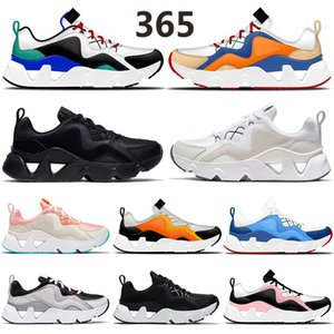 2020 RYZ 365s Mens Women Running shoes Triple Black white University Red Sports Sneaker Head Trainers Elasticity TOP size 36-44