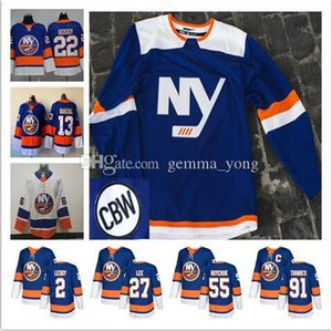 2019 New York Islanders Cbw hockey Valtteri Filppula Mathew Barzal Nick Leddy Cal Clutterbuck Johnny Boychuk Anders Lee Bailey Nelson Jersey