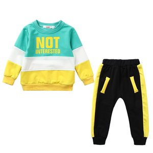 Baby Girls Clothes 2019 Autumn Winter Cartoon Baby Boy Clothes Newborns Clothing Sets 2pcs Long Sleeve Hooded Infant Sport Suits