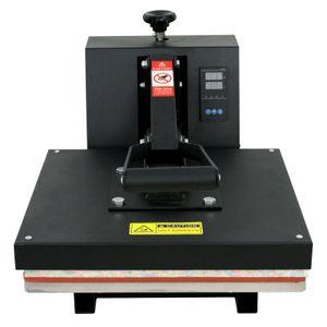 15X15 Zoll Clamshell-Hitze-Presse-Maschine T-Shirt Digitaltransfer Sublimation