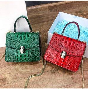 Designer-coccodrillo di alta qualità borse moda pelle marca di lusso dal design di lusso borse crossbody bag tote borse a tracolla della borsa
