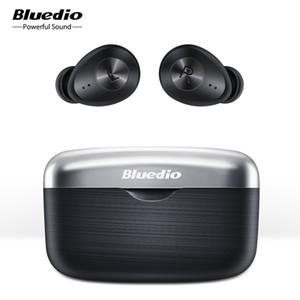 Bluedio سماعة فاي سماعة بلوتوث توس سماعات الأذن اللاسلكية سماعة الرياضة للماء سماعات لاسلكية في الأذن مع صندوق شحن