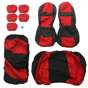 9 Pcs Set Four Seasons Universal Car Seat Cushions Automobiles Car Seat Covers Interior Auto Vehicles Styling Pads Supplies Hot