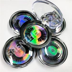 28Styles selezionabile 3D Faux Mink Ciglia 3D proteine della Seta Lashes 100% Lashes Cruelty Free Eye 1box = 1pairs