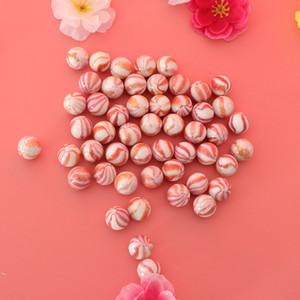 Regalo del giocattolo del gioco Piccolo Perle di vetro rotonda Marmi sfera tradizionale 50 Pz 16mm