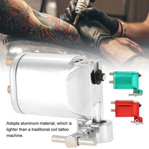 Alliage Rotary machine de tatouage Liner Gun Moteur puissant Shader Coloration Maquillage permanent Tatoo Gun Motor Machine Tool haute qualité
