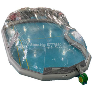 OEM Size Swimming Pool Cover Inflatable Pool Dome Tent Dust Proof and Waterproof Inflatable Cover in square meter quotation